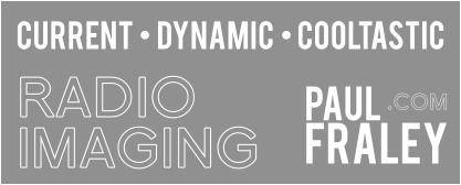 RADIO Imaging Voiceover Logo