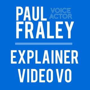 Explainer Video Voiceover
